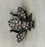 Joan Rivers Bee Pin