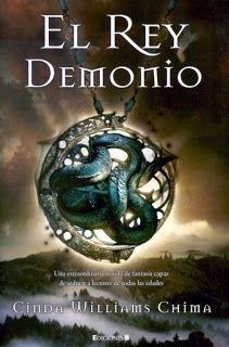 Cazadora De Libros y Magia: El Rey Demonio - Saga Los Siete Reinos #01 - Cinda...