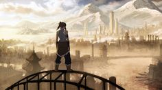 Avatar: The Lagend of Korra