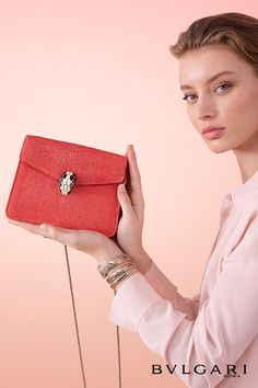Find the perfect Bvlgari gift for her and personalize it to create something unique. Shop a selection of jewels, watches, bags, accessories and fragrances. Hermes Lindy Bag, Personalized Gifts For Her, Bvlgari Bags, Small Leather Goods, Feeling Special, Inspirational Gifts, Photography Poses, Gifts For Women, Purses And Bags