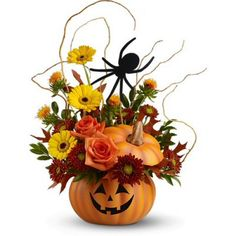 Google Image Result for http://blog.chestersflowers.com/wp-content/uploads/2010/10/spin-a-web-halloween-flowers.jpg