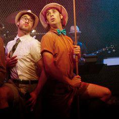 Darren and Joey.