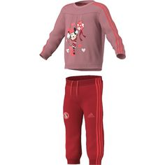 baby rsquos minnie mouse outfit with round neck sweatshirt adidas  Déguisement De Souris 95ab3217725