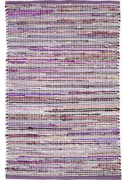 FINARTE Matto Kaste 80x200 cm Sininen