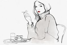 Heading to Paris? Missing Paris? The ever-charming Garance Dore explains Parisians and why they love to complain so much!  Read the piece he...