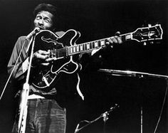 Black and White Image of Chuck Berry On Guitar Rock and Roll Hall of Fame Rock And Roll, Rock N Roll Music, The Rock, Missouri, Charles Edward, Film Music Composers, Morrison Hotel, Photo Star, Bb King
