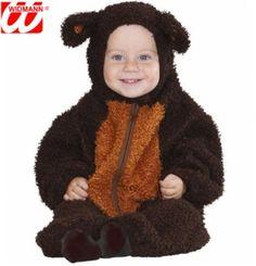 #Disfraz de Osito bebe. #bear #costume  http://www.leondisfraces.es/disfraz-de-osito-bebe-producto-1573