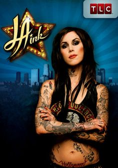 L.A. Ink (2007) This fascinating Learning Channel reality series follows noted tattoo artist Kat Von D as she fulfills her dream of opening a tattoo parlor in Los Angeles, where she inks celebrities and ordinary citizens alike. But it's not all fun and games. As she turns her clients' artistic visions into stunning skin art, Kat contends with the challenges facing every small-business owner, including fickle employees and fierce competition.