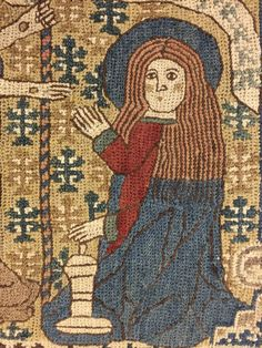 Advent calendar 13 December 2017 | historical textiles