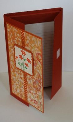 Fun Fold Cards, Folded Cards, Scrapbooking, Scrapbook Paper, Mini Albums, Post It Note Holders, Craft Show Ideas, Paper Gifts, Paper Paper