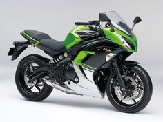 Official Image of 2014 Kawasaki Ninja 400