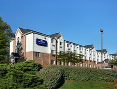 Microtel Inn by Wyndham Charlotte/University Place in Charlotte, North Carolina