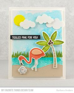 Tickled Pink for You by Bar - Cards and Paper Crafts at Splitcoaststampers