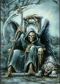 Grim Reaper.  s559photobucket-rainbow skeleton