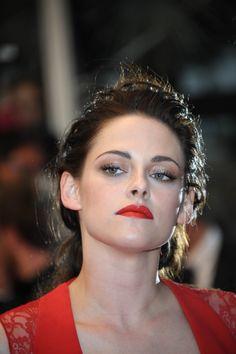 kristen stewart cosmopolis premiere by Makeup Artist Beau Nelson