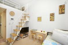 air bnb duplex hongdae/itaewon Apartment in Yongsan-gu, South Korea.        ...