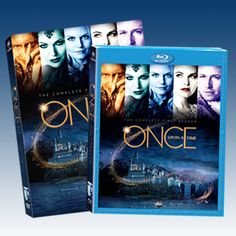 Bonus Video: Once Upon a Time on DVD and Blu-ray! all three seasons