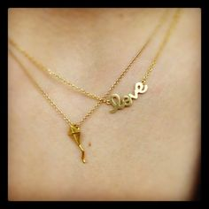 love this necklace... want one as a phi sigma sigma just no clue how to do it