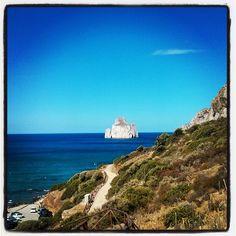 Masua - Iglesias, Sardegna