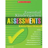Essential Kindergarten Assessments for Reading, Writing, and Math, a book by Laurie Fyke Learning Objectives, Learning Activities, Teaching Resources, Teaching Ideas, Kindergarten Assessment, Kindergarten Curriculum, Math Books, Childhood Education, Elementary Schools