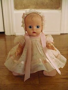 Vogue Doll Baby Ginnette 1950's Vintage (See Write-Up!!)