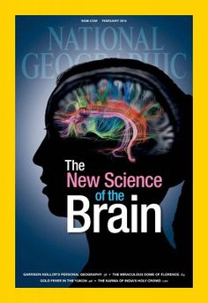 National Geographic magazine in February  2014