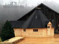 #kota #finlandais #hébergement #insolite http://www.hietala-aventure-loisirs.com/