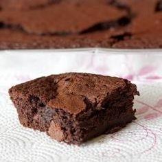 Amaretto Brownies Allrecipes.com
