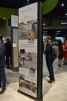 Dealers, our Surfaces booth (#1309) is filled with beautiful flooring & helpful trend information. Doors open at 9am. See you then! #TISE2017