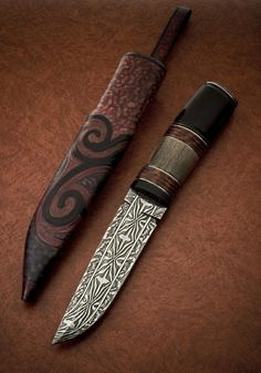 Work from 2007 | André Andersson Custom Knives - null
