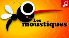 Chanson: Les moustiques, Philippe Jalbert Music Ed, Chenille, Philippe, Mobiles, Itunes, Kindle, Action, Symbols, French