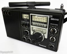 Shortwave Radio | ... Dx Hound & Shortwave Fm Radio Receiver Portable AM/FM Radios photo 3