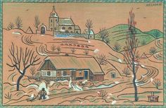 Czech Republic, Home Art, Houses, Traditional, Photography, Painting, Photos, Homes, Photograph
