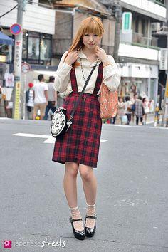 Harajuku fashion || via japanesestreets