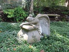 gatlinburg, TN...my first stone angel...