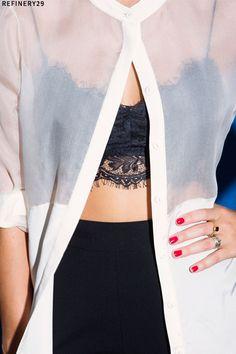 Trend Watch: Bralette Tops