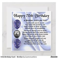 Details about Fridge Magnet - Personalised - Dad Poem - Birthday Design… 70th Birthday Card, 70th Birthday Parties, Happy Birthday, Father Poems, Dad Poems, Birthday Verses For Cards, Birthday Design, Gifts For Brother, Fathers Day Cards