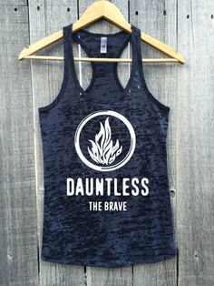 Hey, I found this really awesome Etsy listing at https://www.etsy.com/listing/229583584/dauntless-the-brave-fire-logo-athletic