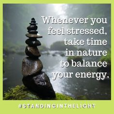 Whenever you feel stressed, take time in nature to balance your energy. Where within nature do you feel at ease and more balanced? Do You Feel, How Are You Feeling, Facebook Sign Up, Feelings, Nature, Naturaleza, Nature Illustration, Off Grid, Natural