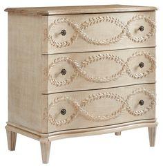 Nicolo Bachelor's Dresser, Wheat Brown