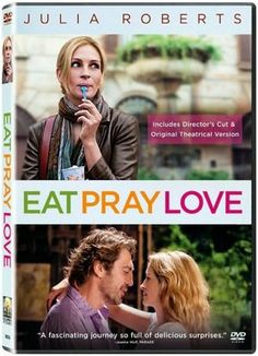 Eat Pray Love ... This movie really opened up my eyes ... Love it #love #peace #spirituality