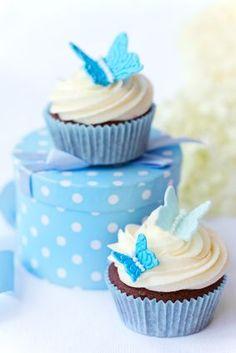 De la nota: Cupcakes para bodas: ¿Qué son y por qué tienen tanta fama?  Leer mas: http://www.hispabodas.com/notas/1161-cupcakes-para-bodas