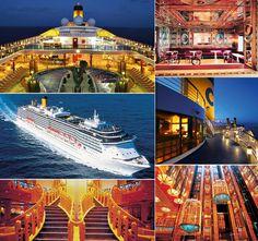DUBAI ~Costa Atlantica  - Explore the World with Travel Nerd Nici, one Country at a Time. http://TravelNerdNici.com