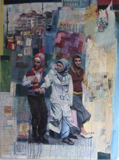 David Martin, Artist - The Middle East 2