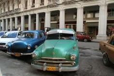 cuba - Vintage cars everywhere.
