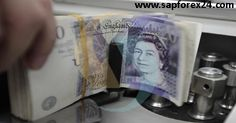 Forex - Sterling higher after UK jobs, wage data
