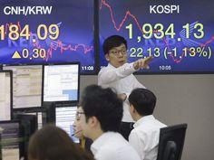 Black Monday: China Stocks Lead Global Collapse... AUG 24 2015
