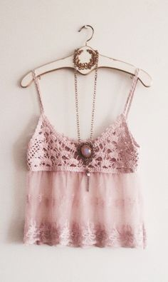 rose blush crop top wih sheer embroidered lace