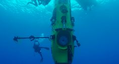 The first public display of Director James Cameron's DEEPSEA CHALLENGER will be at the Science Center this Sat (6/1) from 10a - 2p!   http://deepseachallenge.com