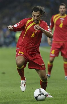 montenegro football team - Google Search